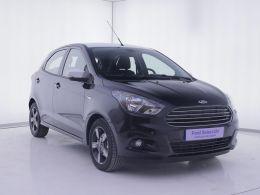 Coches segunda mano - Ford Ka+ 1.2 Ti-VCT Black&White Edition en Zaragoza