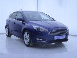 Coches segunda mano - Ford Focus 1.0 Ecoboost A-S-S 125v Titanium en Zaragoza