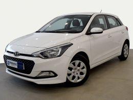 Coches segunda mano - Hyundai i20 1.2 MPI Link en Huesca
