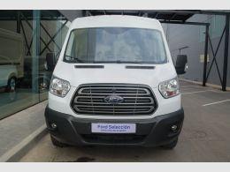 Coches segunda mano - Ford Transit 350 155cv L3 Ambiente Propulsión Trasera en Zaragoza
