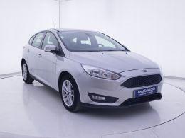 Coches segunda mano - Ford Focus 1.6 TI-VCT 92kW PowerShift Trend+ en Zaragoza