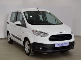 Coches segunda mano - Ford Transit Courier Kombi 1.5 TDCi 56kW Trend en Huesca