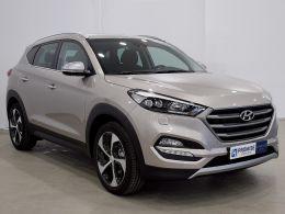 Coches segunda mano - Hyundai Tucson 2.0 CRDi 100kW (136CV) BDrive Kosmo 4x2 en Huesca