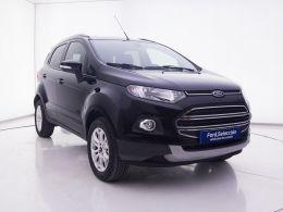Coches segunda mano - Ford EcoSport 1.5 TDCi 95cv Titanium en Zaragoza
