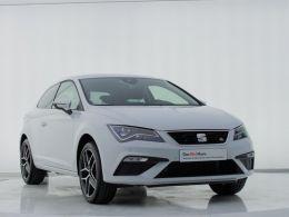 Coches segunda mano - SEAT Leon 1.4 TSI 125cv St&Sp FR Plus en Zaragoza