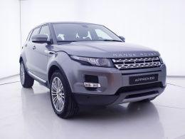 Coches segunda mano - Land Rover Range Rover Evoque 2.2L SD4 190CV 4x4 Prestige Auto en Zaragoza