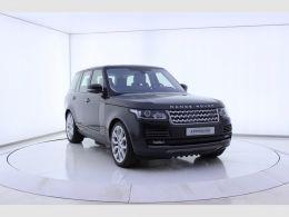 Coches segunda mano - Land Rover Range Rover 4.4 SDV8 249kW (339CV) Autobiography en Zaragoza