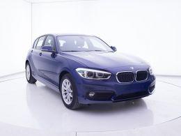 Coches segunda mano - BMW Serie 1 116dA en Zaragoza