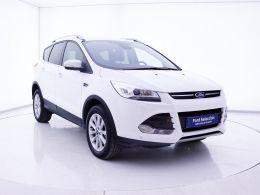 Coches segunda mano - Ford Kuga 2.0 TDCi 120 4x2 A-S-S Titanium en Zaragoza