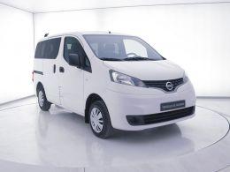 Coches segunda mano - Nissan NV200 1.5dCi BASIC Combi 5 en Zaragoza
