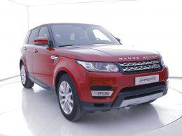 Coches segunda mano - Land Rover Range Rover Sport 4.4 SDV8 339cv HSE en Zaragoza