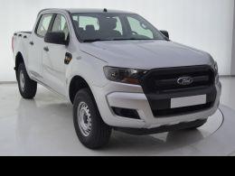 Coches segunda mano - Ford Ranger 2.2 TDCi 160cv 4x4 Doble Cabina XL en Zaragoza