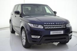 Coches segunda mano - Land Rover Range Rover Sport 3.0 SDV6 306cv HSE en Zaragoza