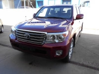 Toyota Land Cruiser 200 segunda mano Madrid