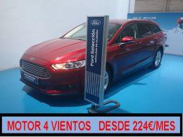 Ford Mondeo segunda mano Madrid