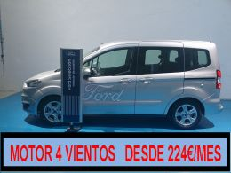 Ford Tourneo Courier segunda mano Madrid