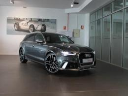 Audi RS6 segunda mano Madrid