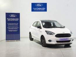 Ford Ka+ segunda mano Madrid