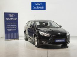 Ford  Focus Sportbreak Diesel Focus Sportbreak 1.0 Ecoboost 125 CV Trend