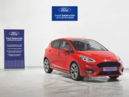 Ford Fiesta segunda mano Madrid