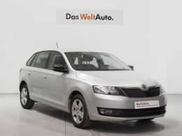Skoda Spaceback segunda mano Madrid
