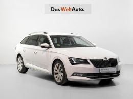 Skoda Superb segunda mano Madrid