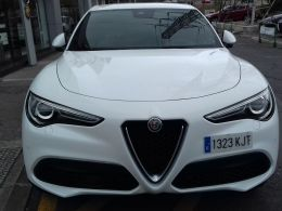 Alfa Romeo Stelvio segunda mano Vizcaya
