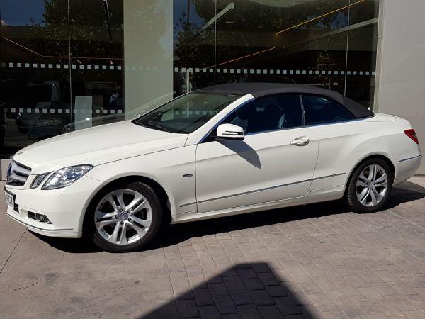 Mercedes Benz Clase E segunda mano Barcelona