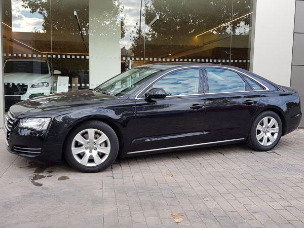 Audi A8 segunda mano Barcelona