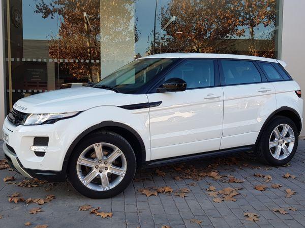 Land Rover Range Rover Evoque segunda mano Barcelona