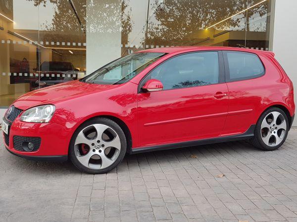 Volkswagen Golf segunda mano Barcelona