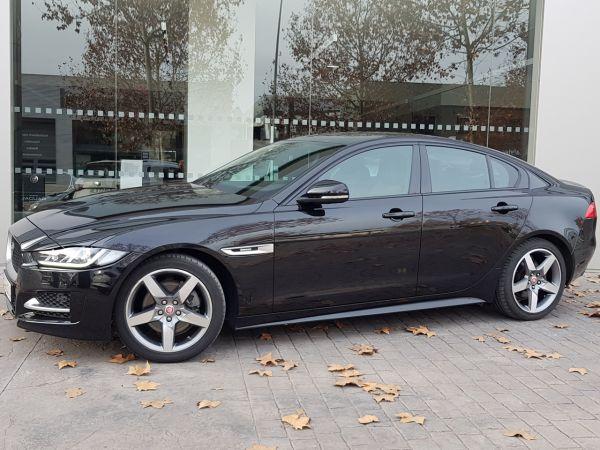 Jaguar XE segunda mano Barcelona
