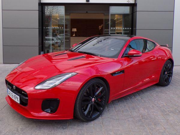 Jaguar F-Type segunda mano Barcelona