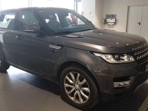 Land Rover Range Rover Sport segunda mano Barcelona