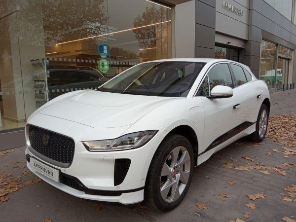 Jaguar i-Pace segunda mano Barcelona