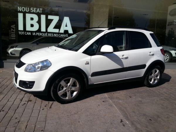 Suzuki SX4 segunda mano Barcelona