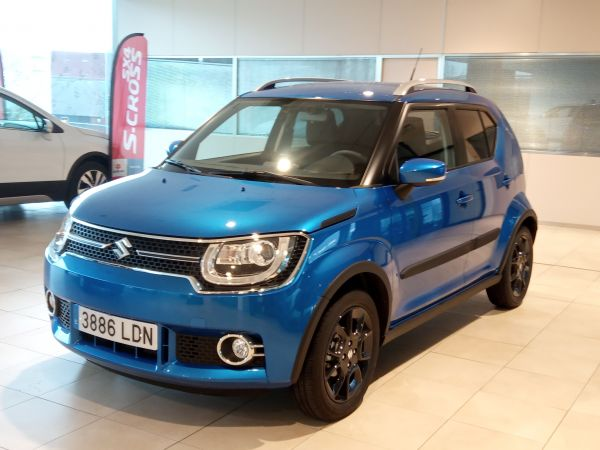 Suzuki Ignis segunda mano Barcelona