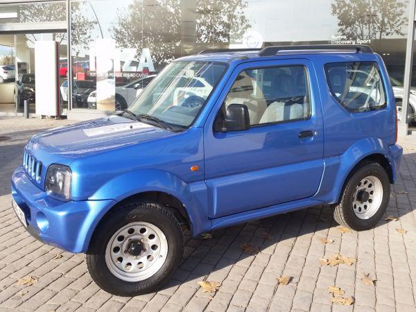 Suzuki Jimny segunda mano Barcelona