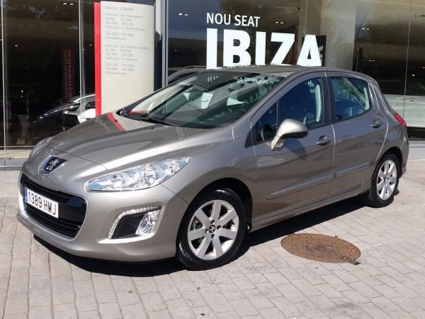 Peugeot 308 segunda mano Barcelona