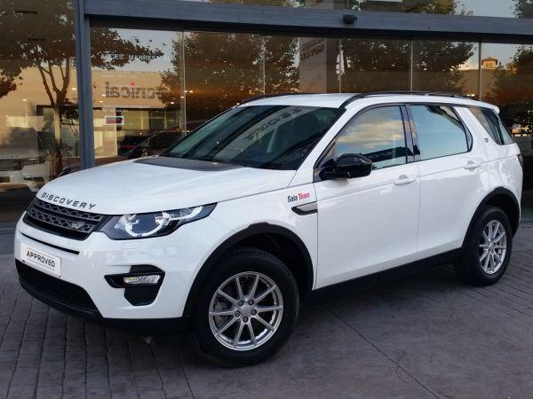 Land Rover Discovery Sport segunda mano Barcelona