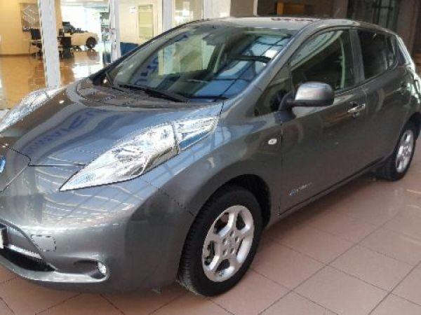 Nissan LEAF segunda mano Barcelona