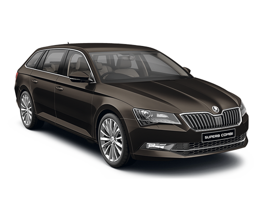 ŠKODA SUPERB BREAK nuevo