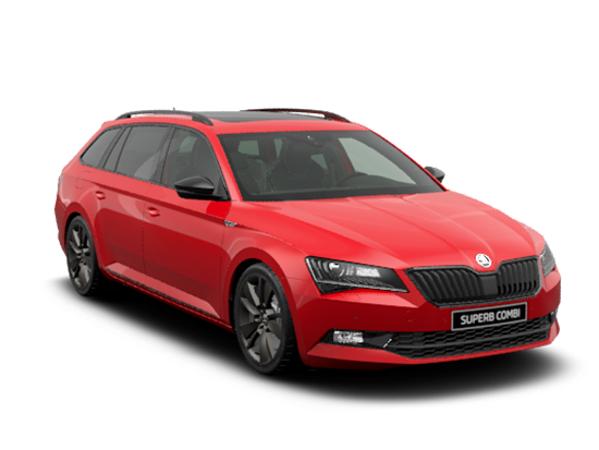 ŠKODA SUPERB BREAK SPORTLINE nuevo