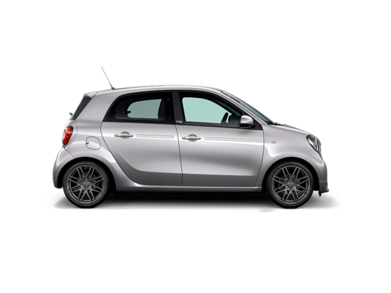 SMART Forfour Edition Crosstown nuevo