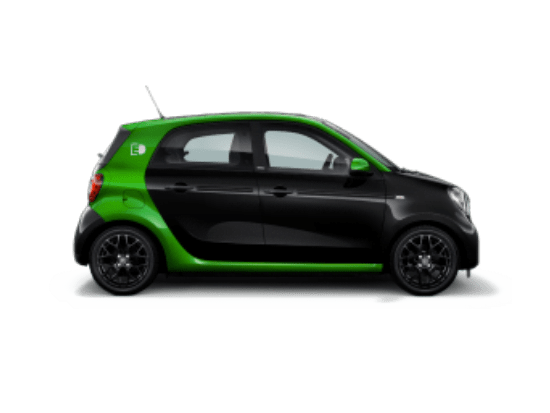SMART Forfour Electric Drive nuevo