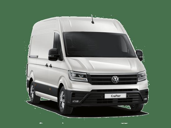 Volkswagen Novo Crafter