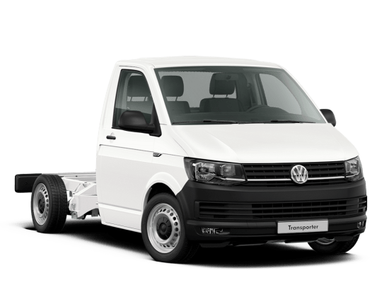 Volkswagen Transporter Chasis
