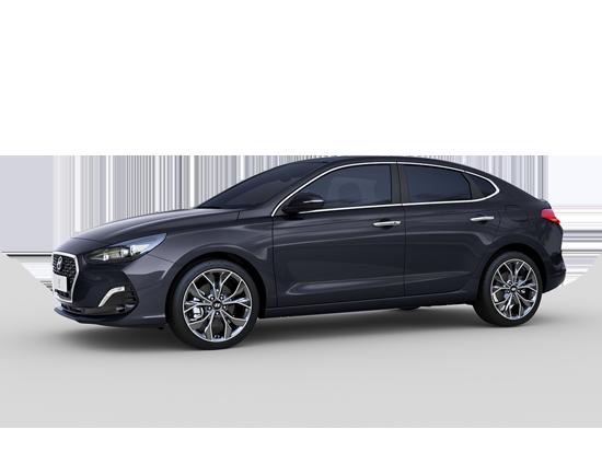 Hyundai i30 Fastbacknuevo