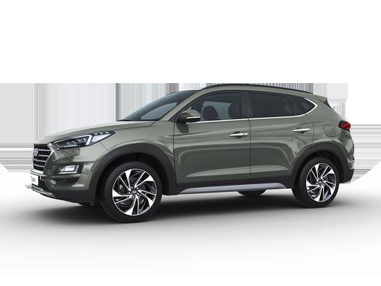 Hyundai Tucsonnuevo