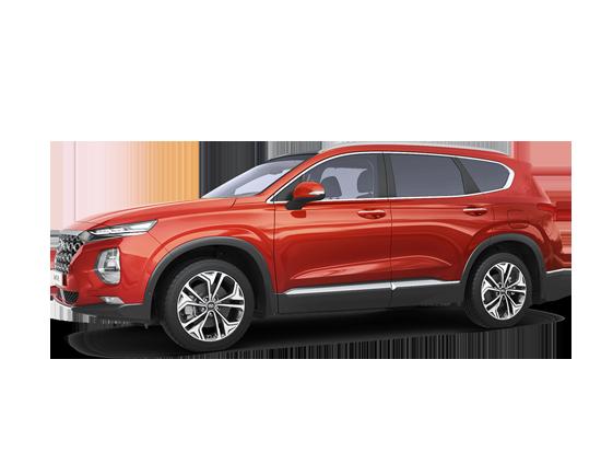 Hyundai Santa Fenuevo